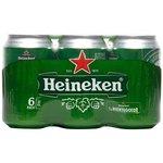 Heineken Pils 6-pack.