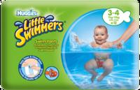 Huggies Little swimmers 3-4