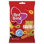 Red Band pretmix.