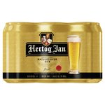 H jan Pils 6-pack blik