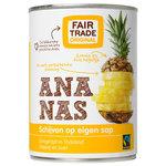 Fair tra Ananas schijven