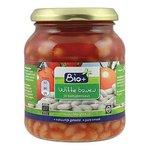 Bio+ Witte bonen tomsaus