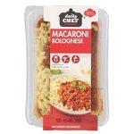 Daily Chef macaroni bolognese