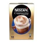 Nescaf Gold cappuccino.